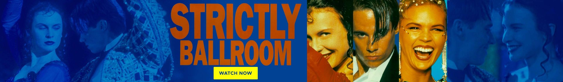Watch Strictly Ballroom on Kanopy