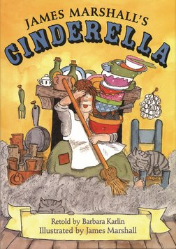 James Marshall's Cinderella