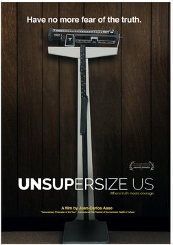 Unsupersize Us - Achieving a Healthier Lifestyle