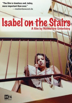 Isabel on the Stairs