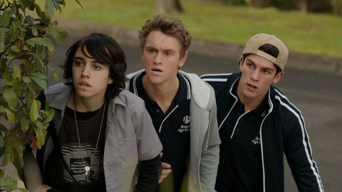 Nowhere Boys - Episode 1