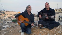East Jerusalem West Jerusalem - Peace Through Music